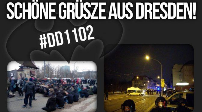 Dresden 11.02.17 – Über Sachen die gehen und Sachen, die nicht gehen