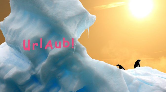 Sommer für Kaltland! – Wir legen eine Pause ein.